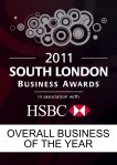 South London Business Awards Overall Business of the Year