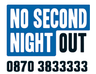 No Second Night Out - Homelessness